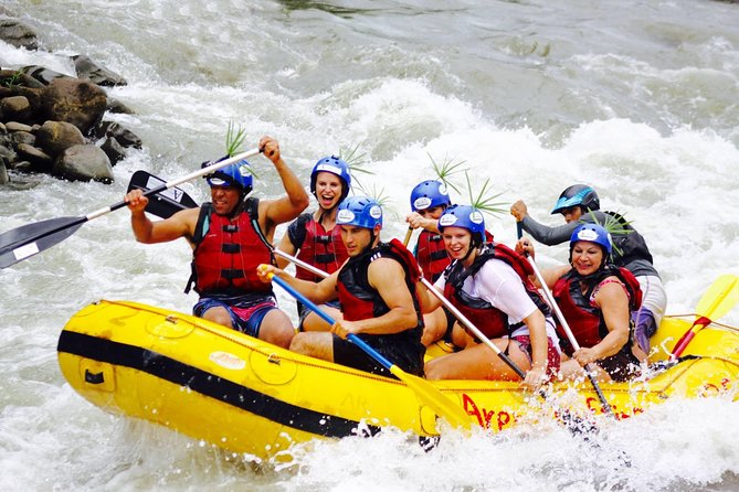 White Water Rafting Canyoning Combo Maquique Adventure