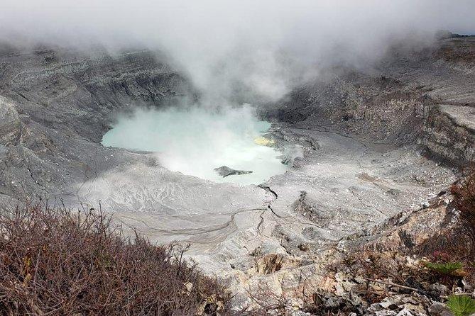 Best Experience Poas Volcano National Park Doka Coffee Estate Grecia & Sarchi
