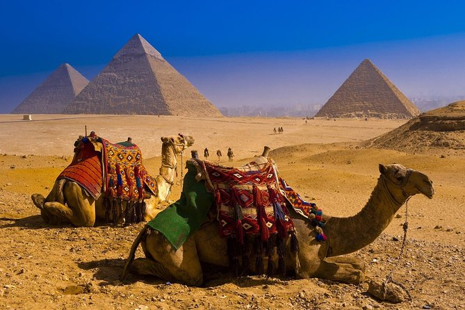 Cairo Over day Trip (Pyramids & Egyptian Museum) By Bus -Hurghada
