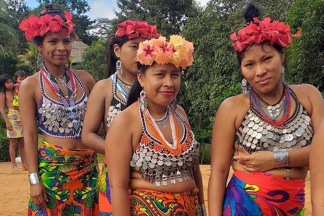 Embera Village - Cultural Tour