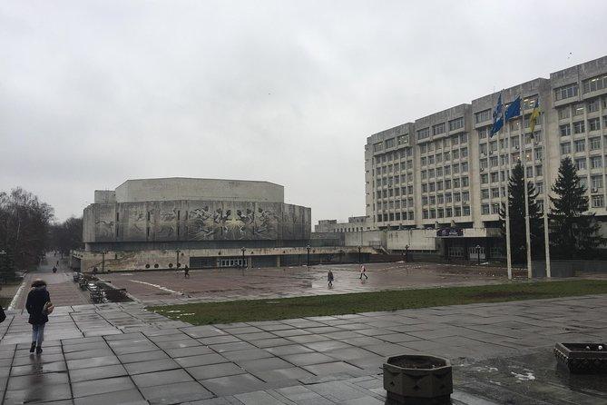 Cold War Kyiv