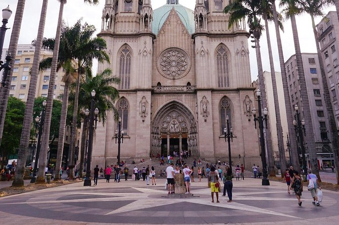 6-Hour Private Tour in Sao Paulo