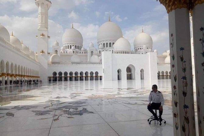 7 Star Dubai & Abu Dhabi Tours with Ferrari World & Sh Zaid Mosque & Much More