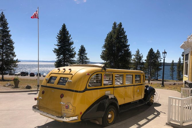 PRIVATE TOUR: The Best of Yellowstone National Park. Picnic lunch included! photo 2