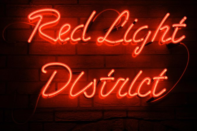 Private Tour, Explore the colourful Red Light District of Amsterdam