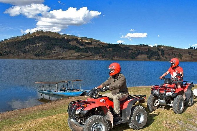 ATVs in Maras and Laguna de huaypo Half Day