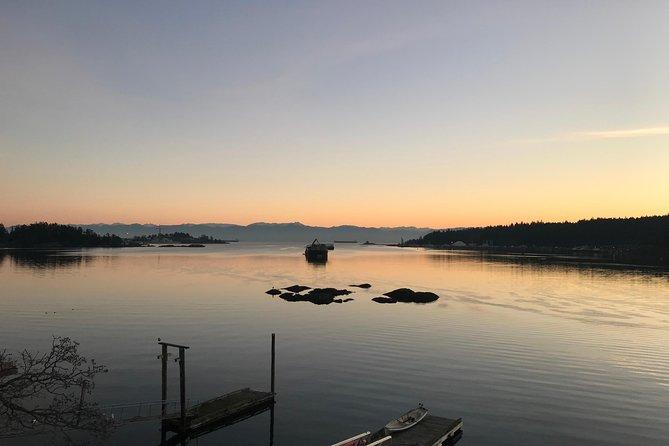 Paddling Esquimalt Harbor to Cole Island