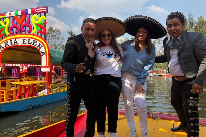 Xochimilco and Coyoacan