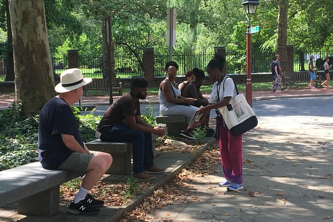 The Black Journey: An African-American History Walking Tour of Philadelphia photo 4