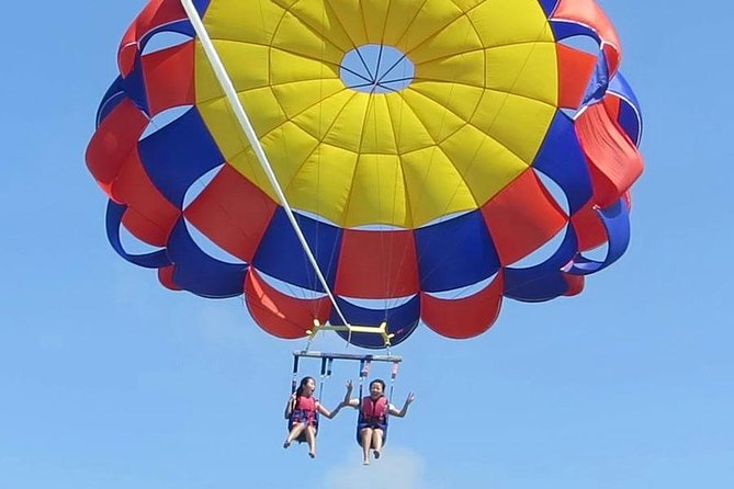 Best Water sport Package-Parasailing Adventure-Banana Boat-Private Transfer