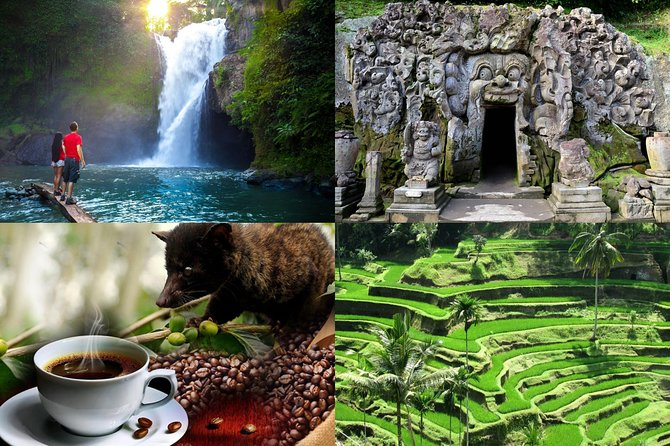 Private Amazing Ubud Tours, All Included