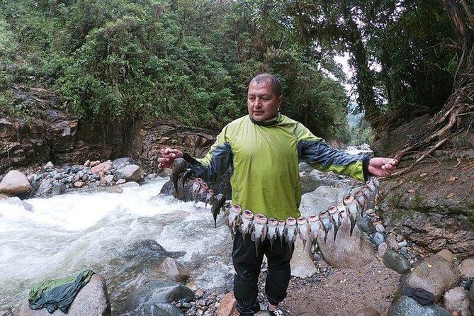 Fishing Tour & Local Life in Baños