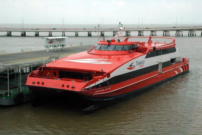 TurboJet from Macau to Hong Kong