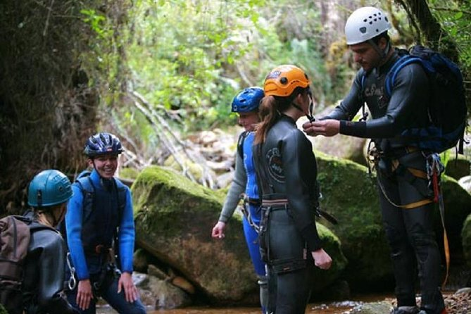 Canyoning Tour near by Cuenca