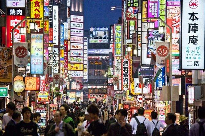 Shibuya walking Food tour 3 Hours