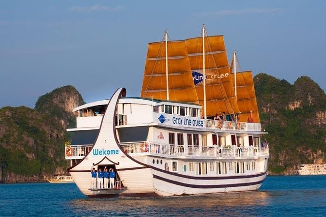 Greyline Cruise - Halong Bay 2 Days 1 Night