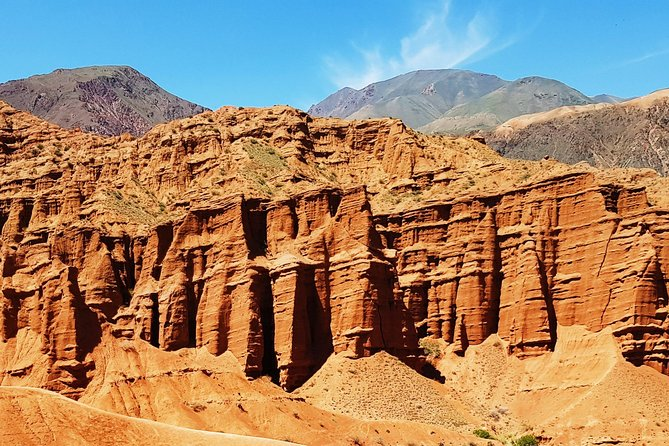 1 day trip to Konorchek canyon. Kyrgyzstan. photo 4