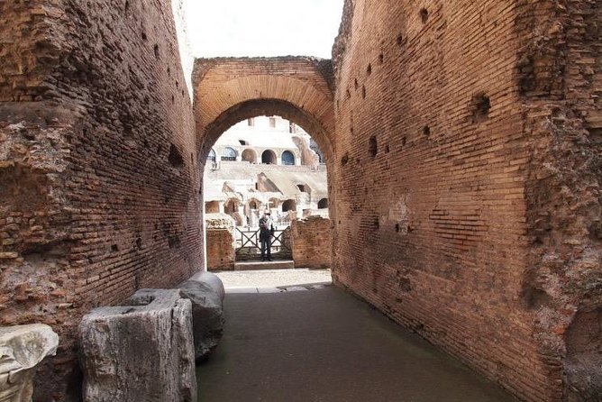 Express Colosseum tour and Ancient Rome photo 6