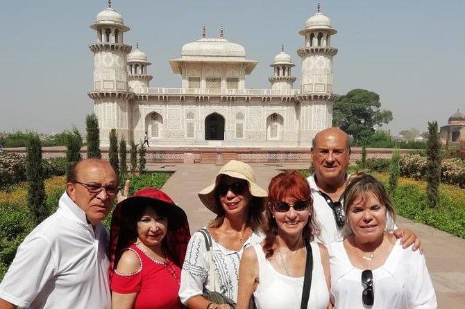 Excursão diurna particular a Agra com caminhada cultural