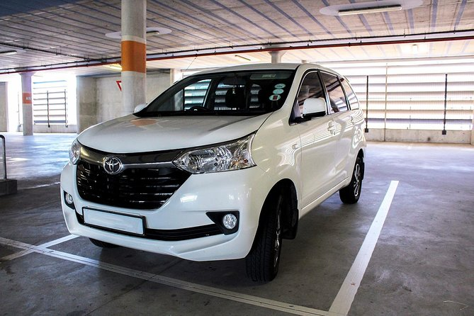 Airport Transfer from Airport to Cape Town City (CBD)