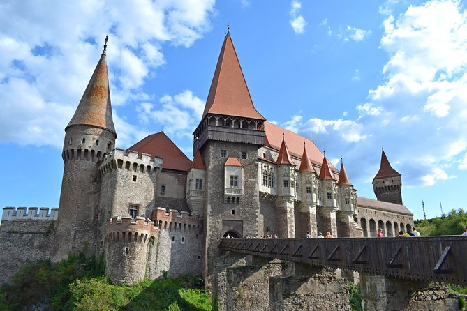 Hunedoara and Alba Iulia (1 day, from Cluj)