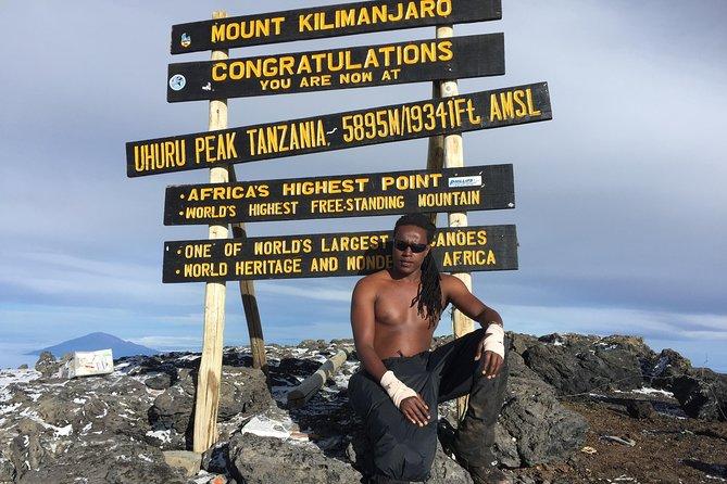 Ascend Mountain Kilimanjaro via Machame Route