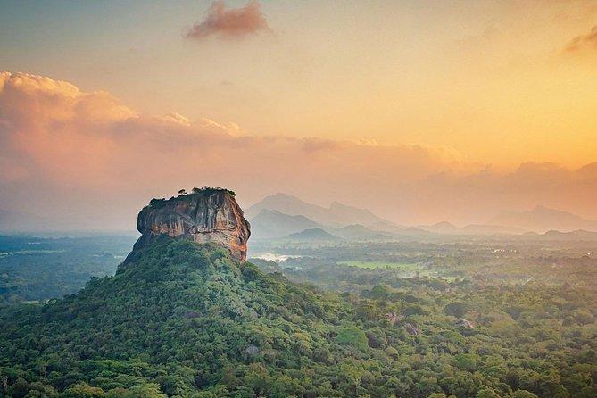 Airport to Sigiriya through Kandy