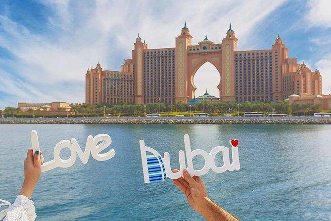 PRIVATE Dubai City Tour up to 6 person (Museum | Souk | Atlantis | Beach & more)