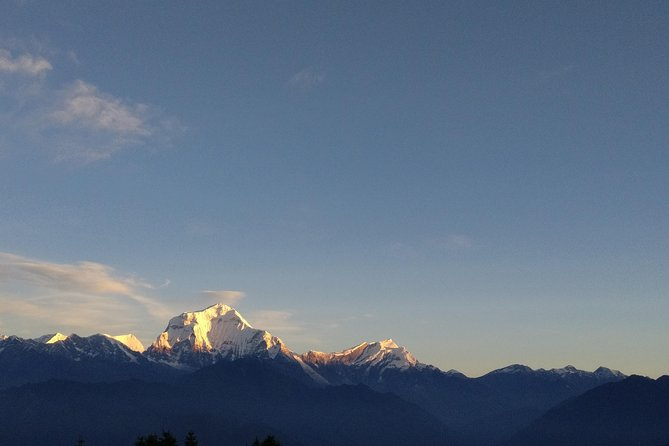 Ghorepani Poon Hill Trek – 4 Days