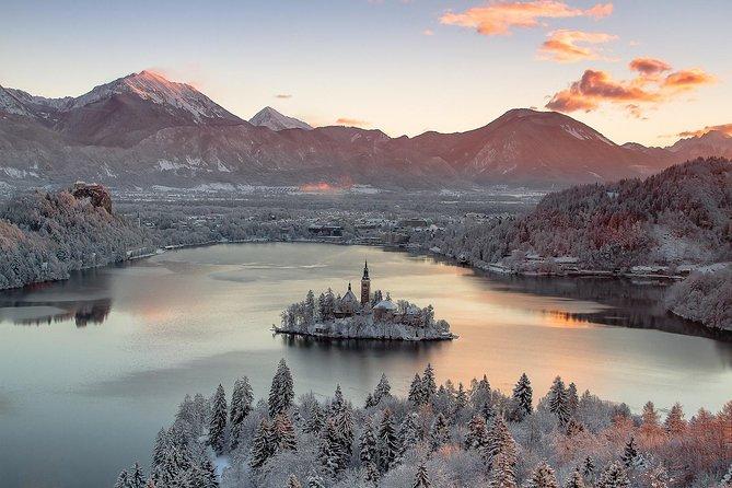 Bled, Postojna caves and Predjama castle - Winter day trip