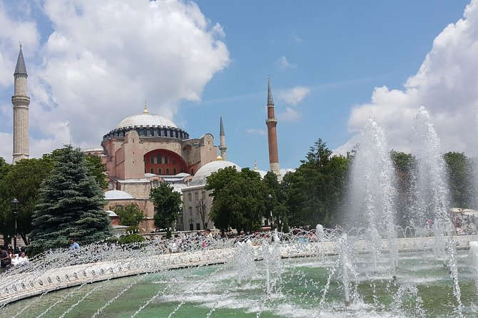 Daily Istanbul Walking City Tour