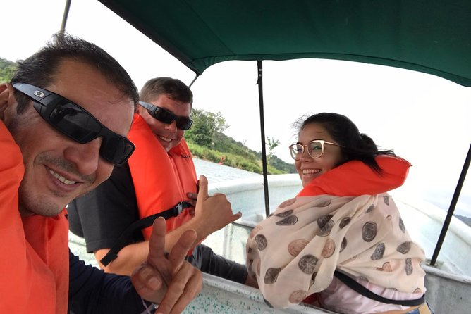 Private Boat tour Monkey Islands / Gatun Lake photo 12