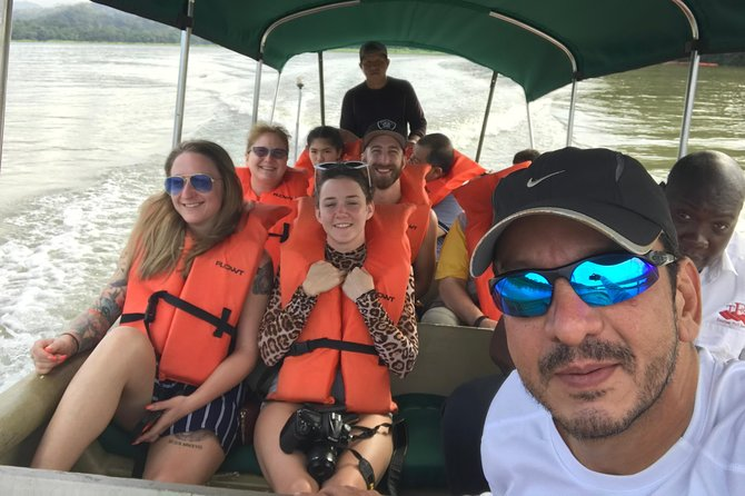 Private Boat tour Monkey Islands / Gatun Lake photo 8
