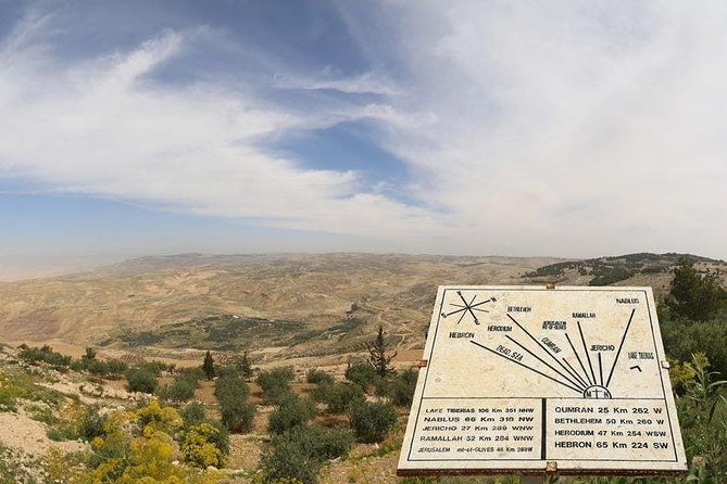 Day tour to Madaba, Nebo & Dead Sea from Amman