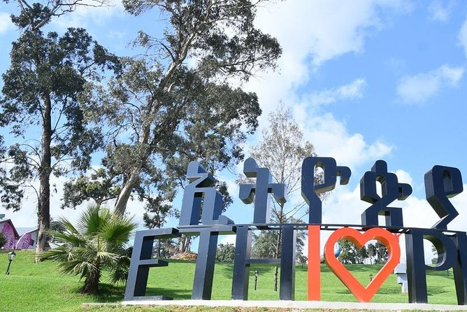 Tour Unity Park Addis Ababa ( Hotel Pick-up & Drop-off Included )