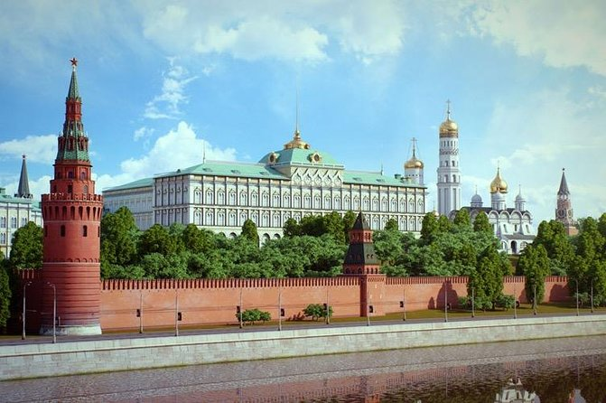 Secrets of the Moscow Kremlin walls
