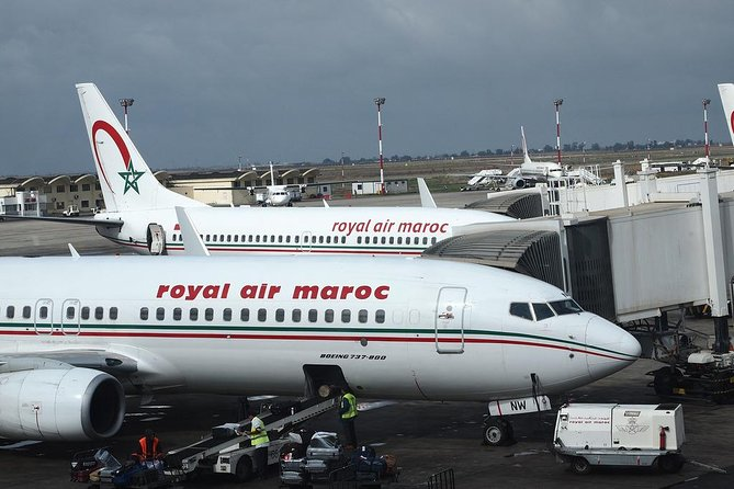 Casablanca Airport CMN to the City of Tangier Private Transfer