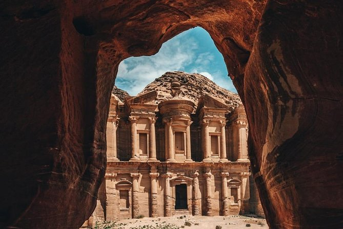 Petra Tour from Aqaba ( including entrance and local guide) photo 1