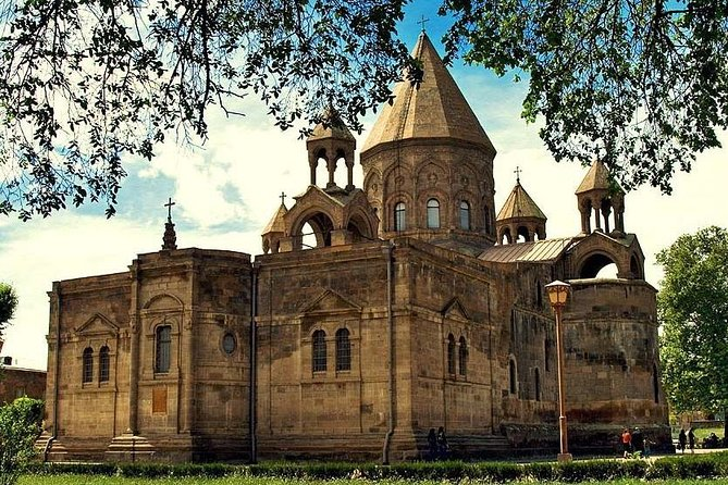 Day trip to: Echmiadzin Cathedral and Zvartnots Temple