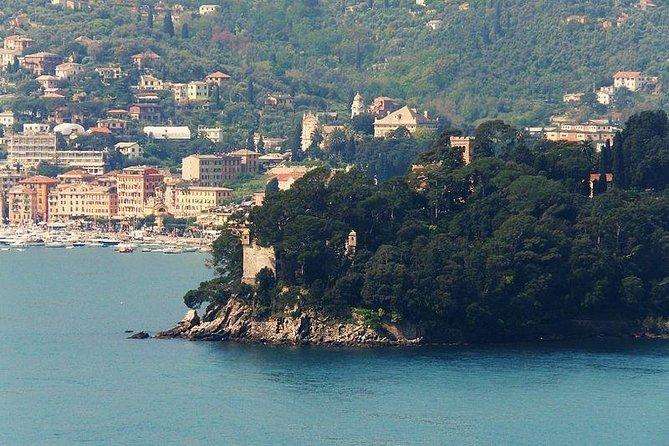 Private Transfer: Rome City to Rapallo and vice versa