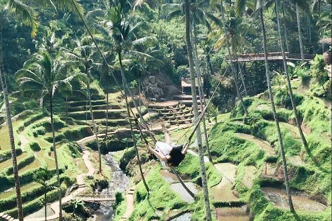 Ubud and Kintamani Tour