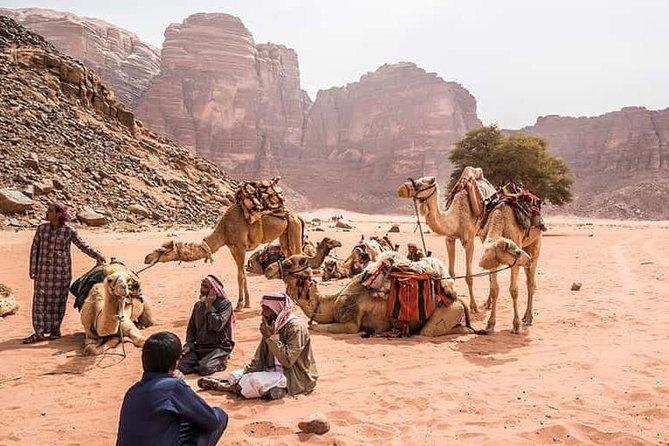 Wadi rum Tour from Aqaba