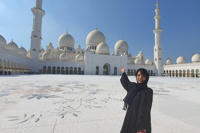 Abudhabi Private Layover Tour -6 hours