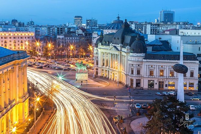 Bucharest - Private Tour Experience