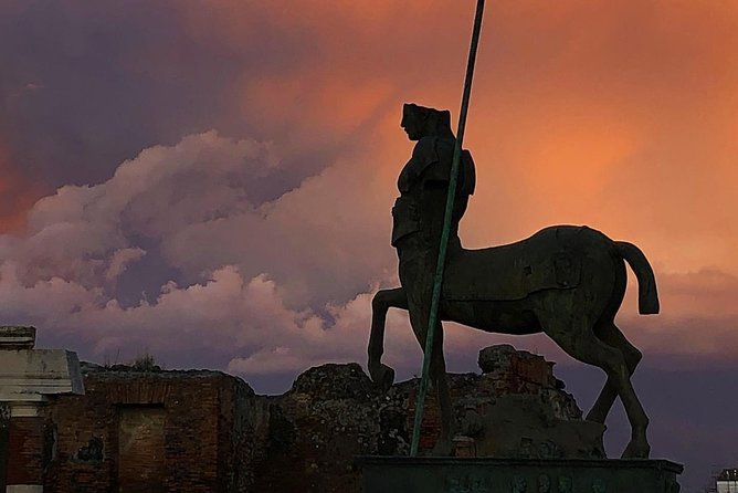 Pompeii at Sunset: the Golden Hour with your Local Archaeologist