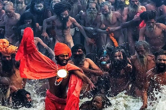 2021 Haridwar Kumbh Mela Experience with a Local Guide