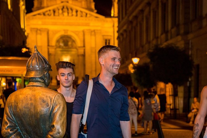 Gay Night Life in Budapest