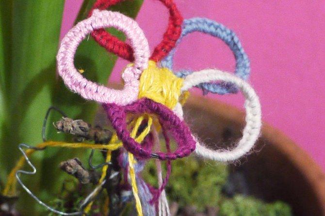 Wire Sculpture Crafternoon