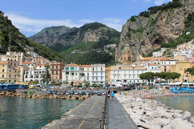 Transfer from Naples to Amalfi (or reverse) via Ercolano 2hr Sedan or Van photo 4
