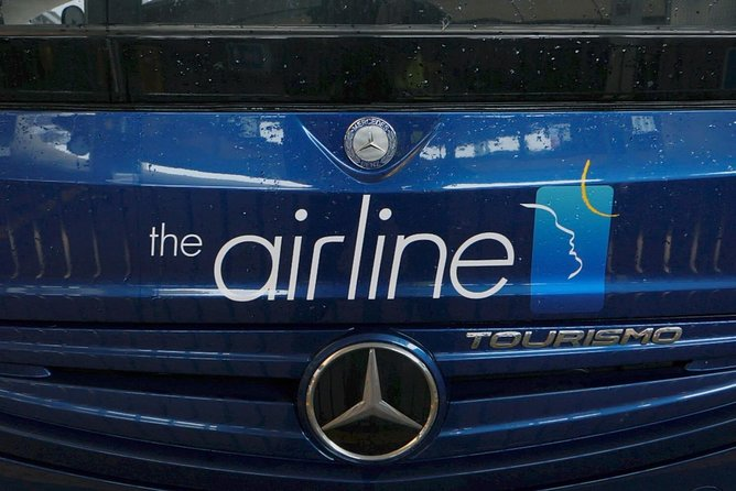 The Airline - Oxford to Gatwick